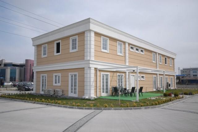S-Aras Logistics Management Office