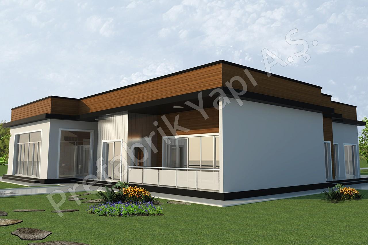 Satış Ofisi 378 m2 1