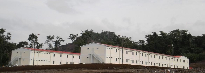 Prefabricated Social Facilities