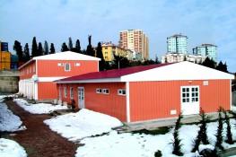 TAISEI Corp. Marmaray Project Site Buildings