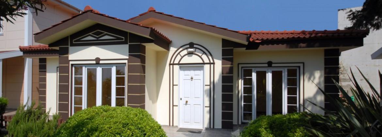 Single Storey Prefabricated House