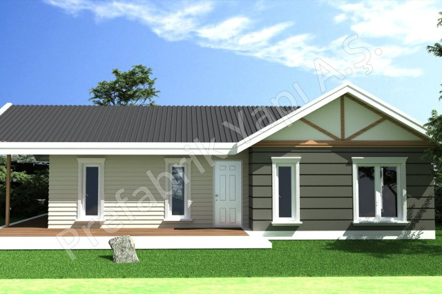 Single Storey Villa
