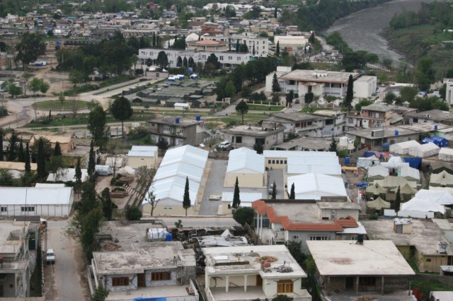 Turkish Rec Crescent Projects