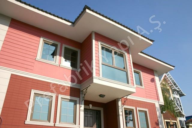 Türk Mimarisi Villa Proje