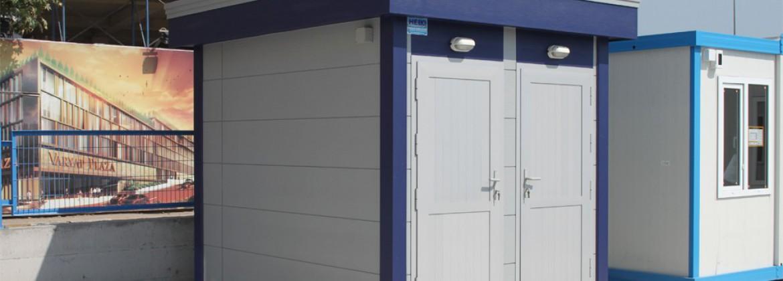 WC-Shower Cabin