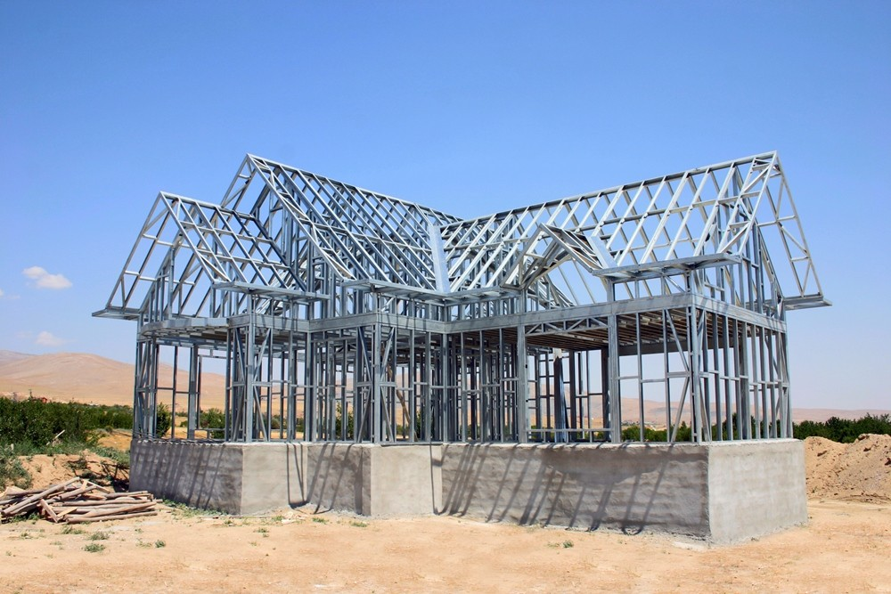 the rise in the use of light gauge cold formed steel in modern construction