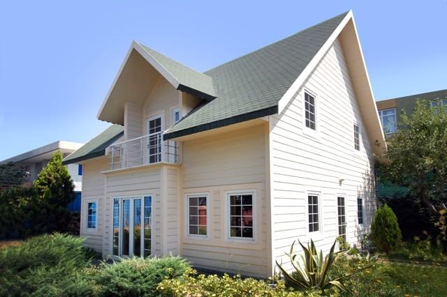 Zigana Duplex Prefabricated House