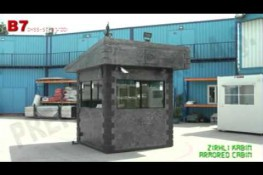 Armored Cabin B7-OHSS-ST-B7-001
