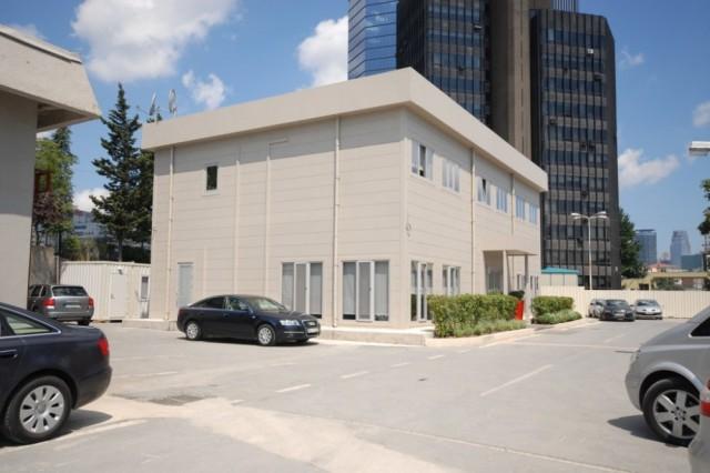 Zorlu Center Sales Office
