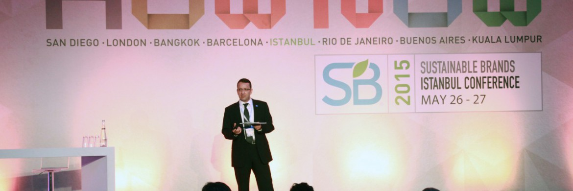 We were at the 2015 Sustainable Brands Conference