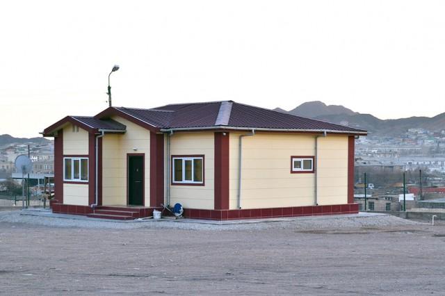 Kapadokya Housing Project