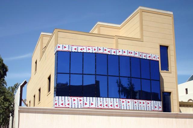 650 m2 School Building