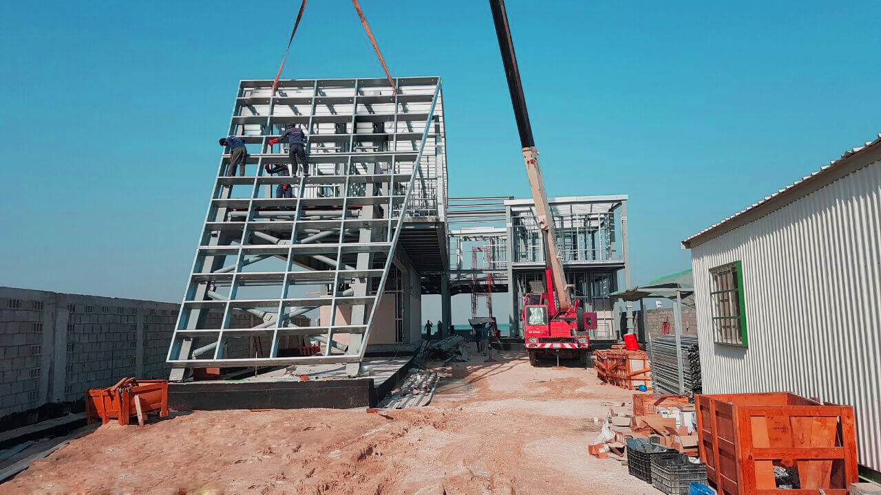 Light Steel Construction