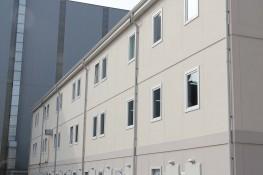 Three Storey Prefabricated Building