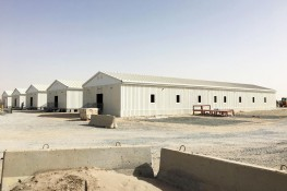 Prefabricated Military Camp