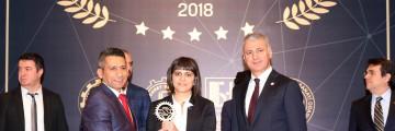 Another Award too to Prefabrik Yapı