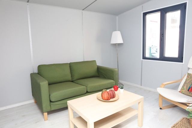 Package House 48 m²