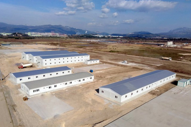 Gemlik Prefabricated Worker Campus