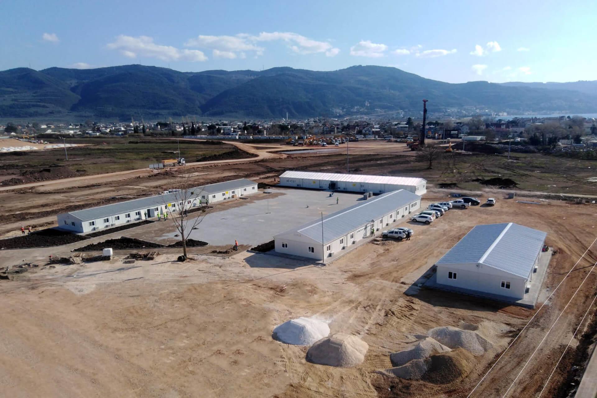 Labor Camp Project