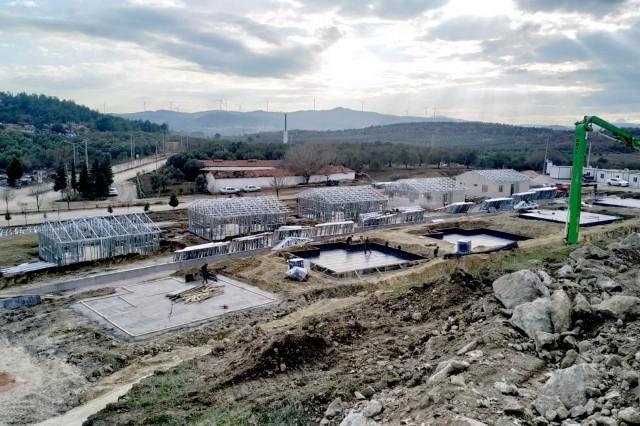 TOKİ Manisa Kırkağaç Mass Housing Project